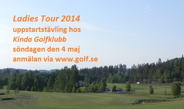 Ladies Tour 2014